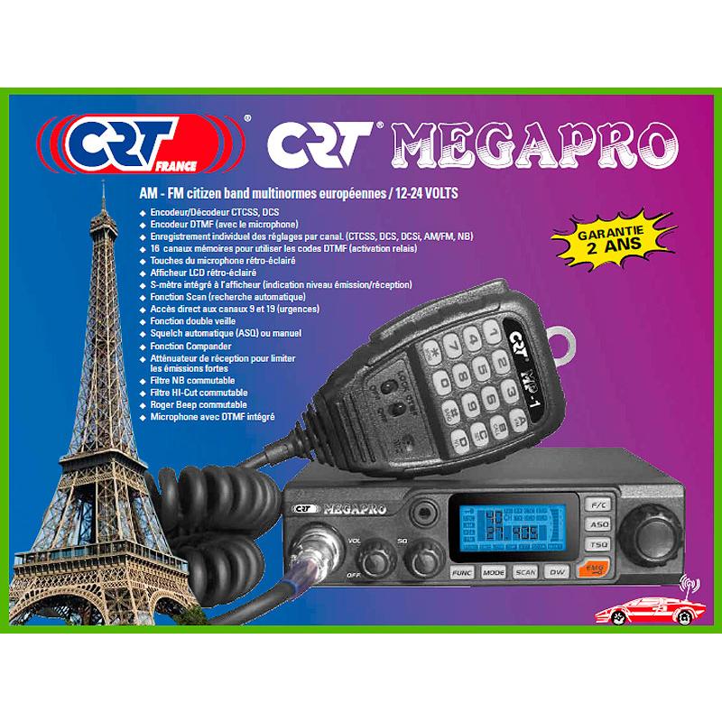 CRT MEGAPRO