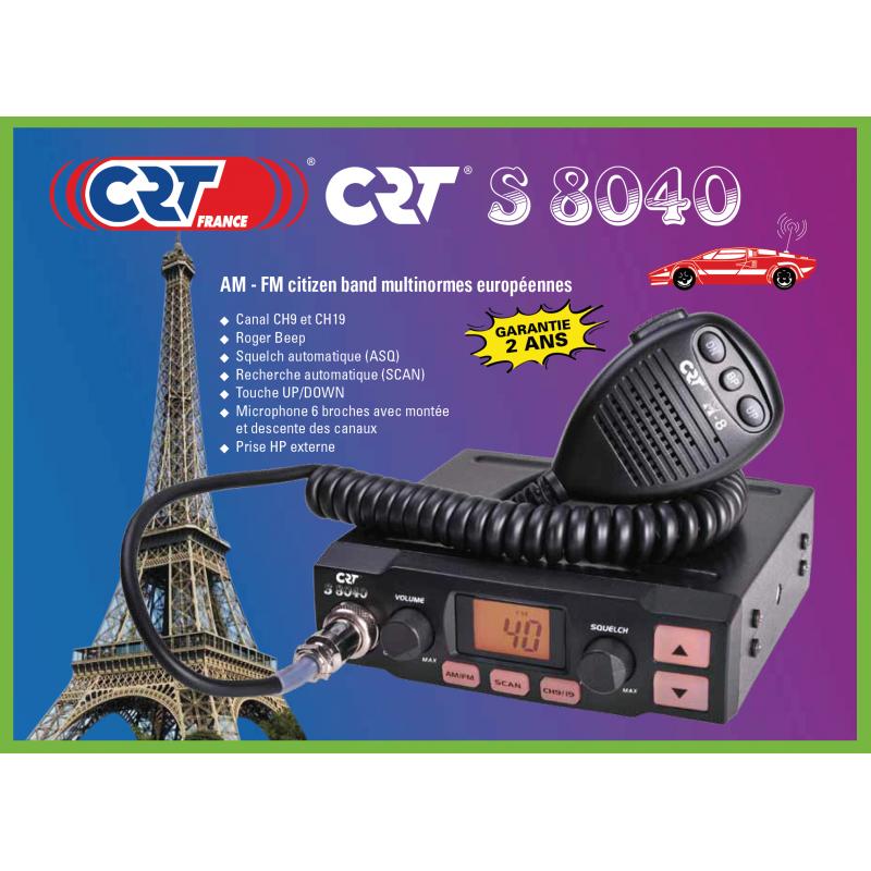 CRT S 8040