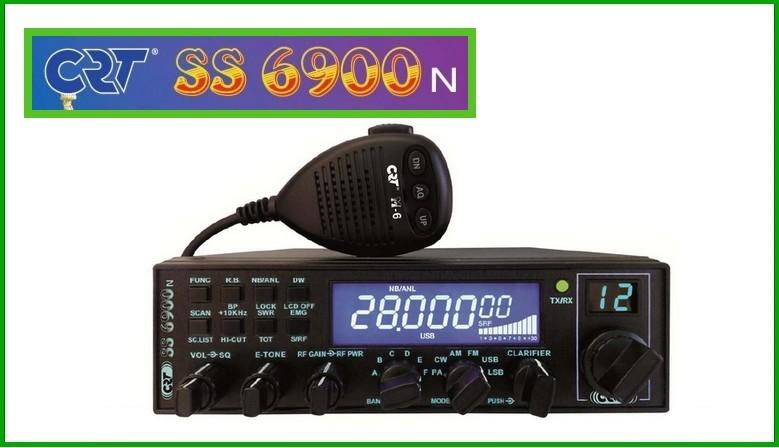 radio amateur ss6900