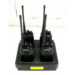 MULTI CHARGEUR 4 WAY  CRT 7WP - 8WP