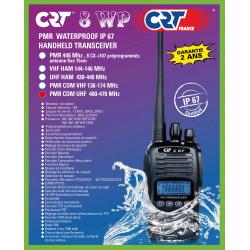 CRT 8WP PMR UHF COM