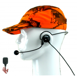 ULTRA-LIGHT WEIGHT HALF HEADSET CRT VL