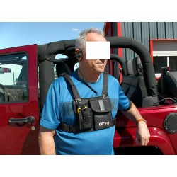 TALKY HARNESS CRT-HT3