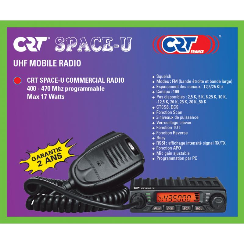 CRT SPACE-U