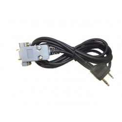 DB9 PROGRAM CABLE  CRT K TYPE
