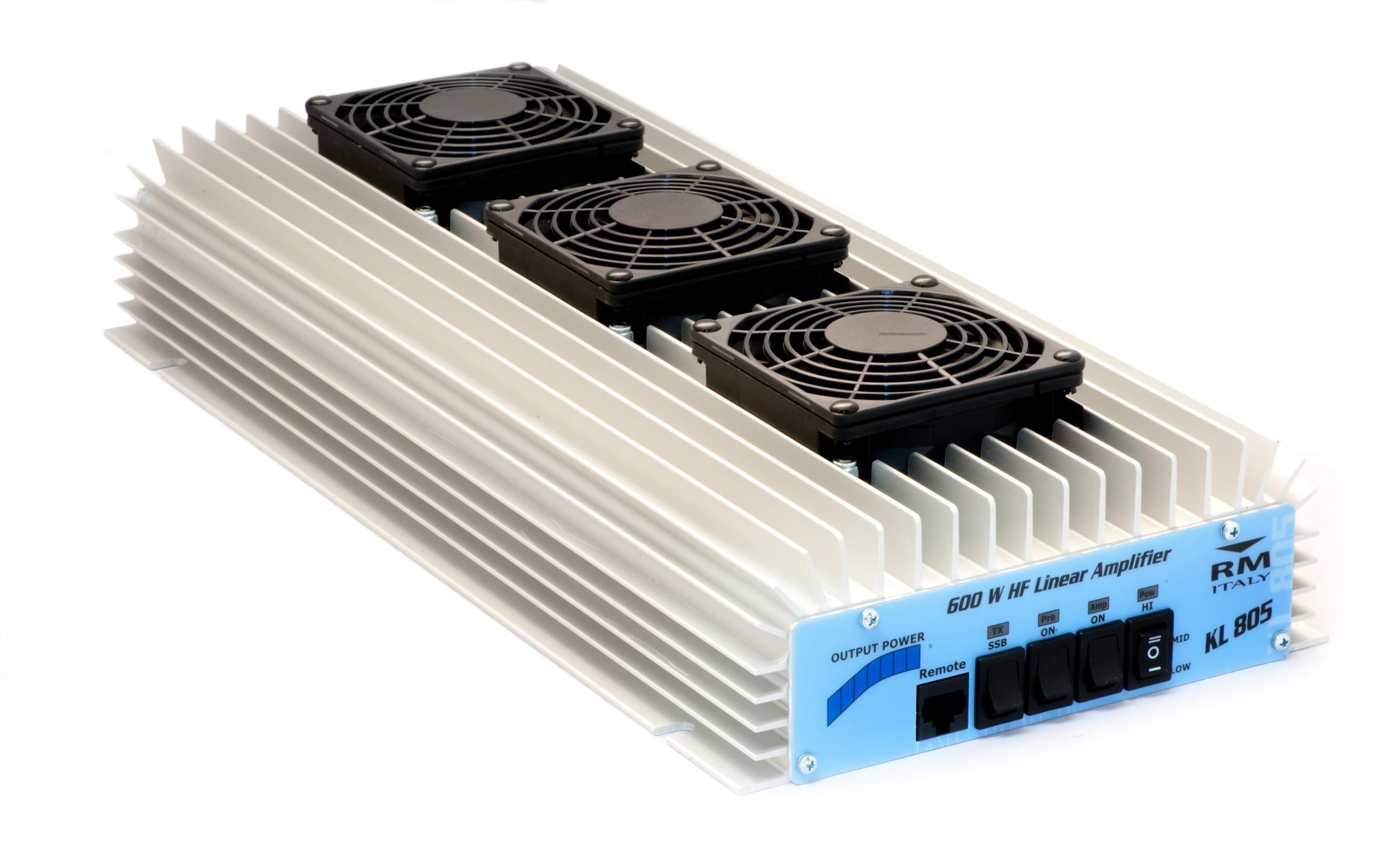 Kl805rm Hf 300khz 30mhz Linear Amplifier