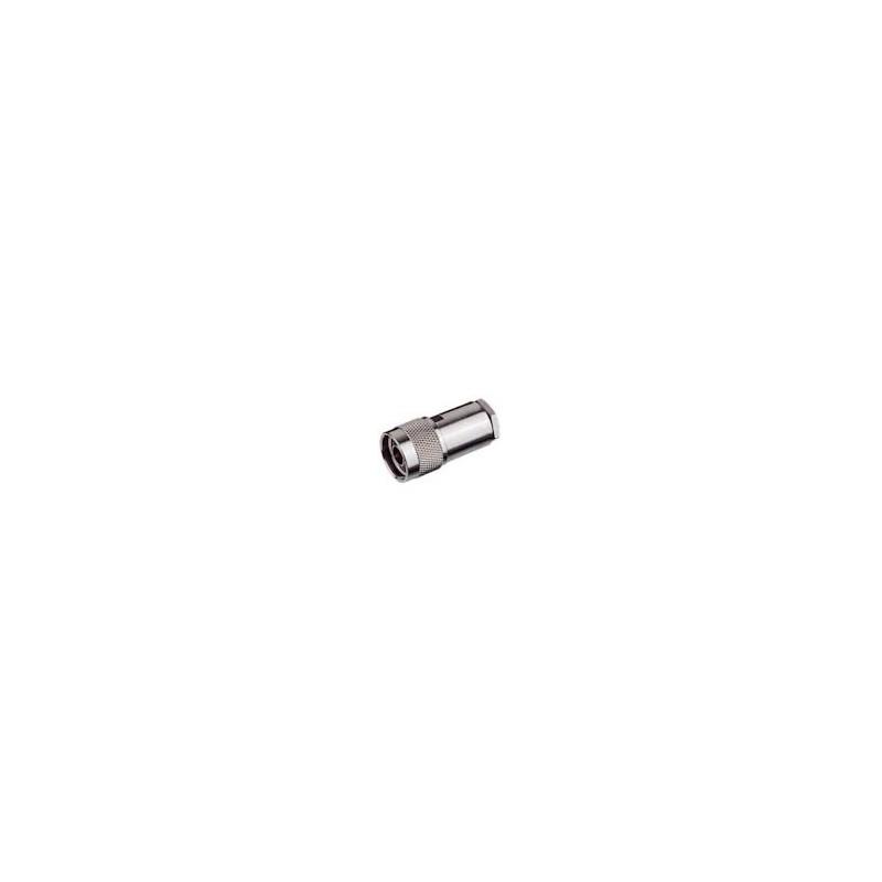 N/MALE CLAMP RG58