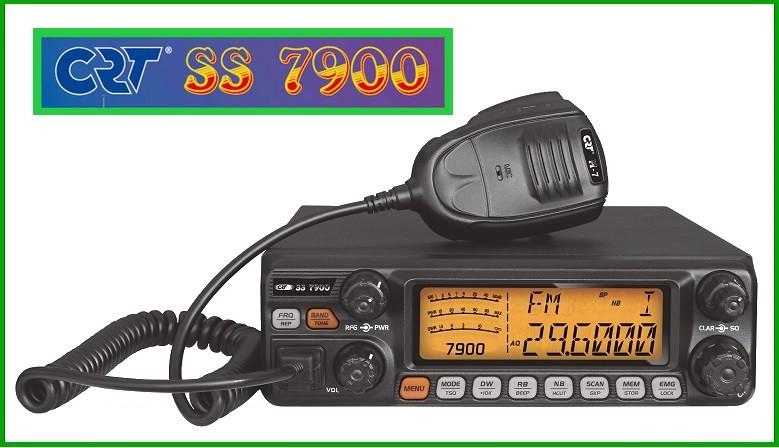 amateur radio SS7900